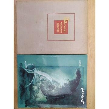 Latviesu gramatu grafika 1976 grafika + Format