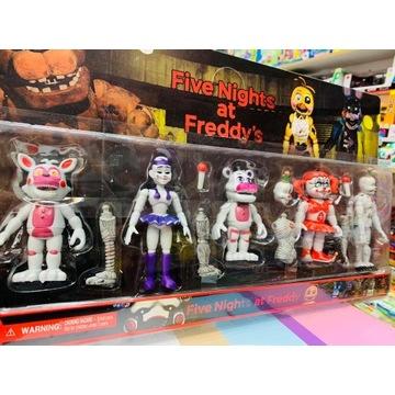 Zestaw  Figurki Five Nights at Freddy's
