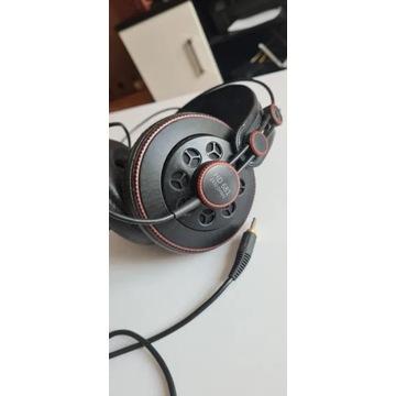 Słuchawki nauszne SUPERLUX HD681 PÓŁOTWRTE