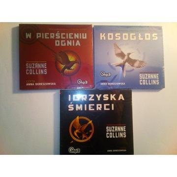 Igrzyska Śmierci - Audiobooki