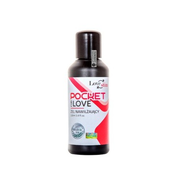 Lubrykant żel nawilżający Pocket in Love 100ml HIT