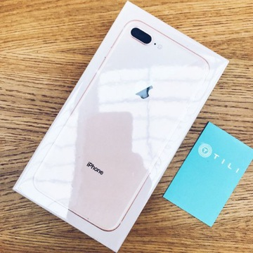 Nowy Apple iPhone 8 Plus 64 GB Gold TILI GSM