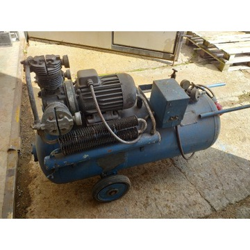 Kompresor, sprężarka 3JW60, kompresor 180 litrów