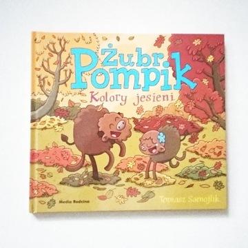 """Żubr Pompik. Kolory jesieni"""