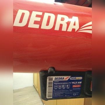 Nagrzewnica gazowa DEDRA