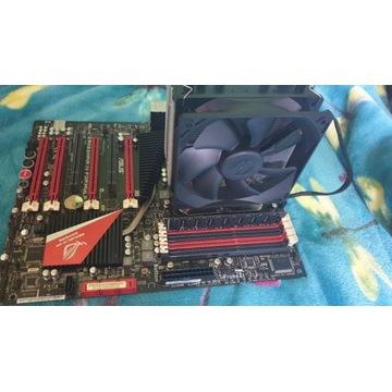 ASUS IV FORMULA+PHENOM X4 955+RAM+CHŁODZENIE