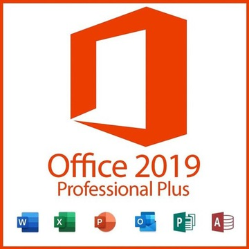 Klucz Microsoft Office 2019 Pro Plus PL