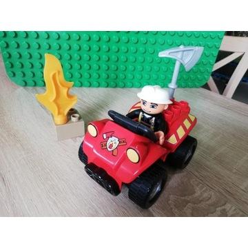 LEGO DUPLO 5603 STRAŻAK ZAWIADOWCA