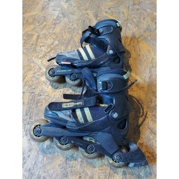 Rolki Rollerblade regulowane rozmiar 32 - 37