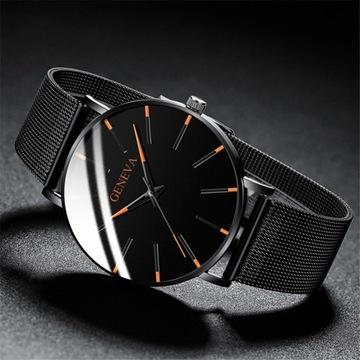 Zegarek męski GENEVA kwarcowy