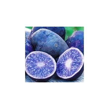 ziemniaki niebieskie salat blue