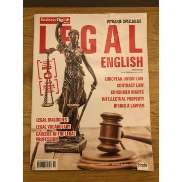 LEGAL English Business English Magazine