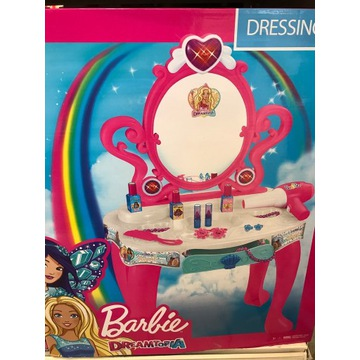 Toaletka nowa barbie dla dziewczynki