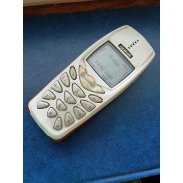 Nokia 3510i  Bez simlock PL Menu Biała