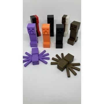 Minecraft figurki