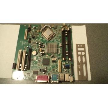 Dell. Płyta z Optiplex 760.