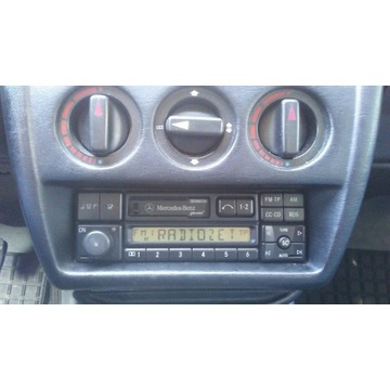 Radio Mercedes Becker Special BE2210 - W201 W124