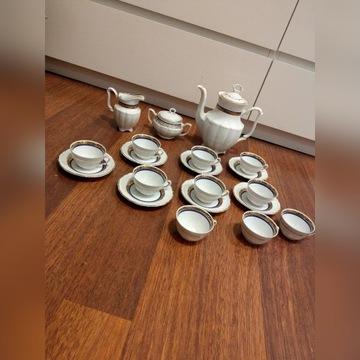 Porcelanowy zestaw do kawy Wałbrzych