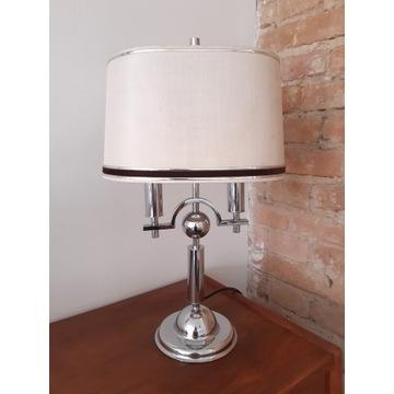 Lampa Art Deco retro 50 /60 Francja