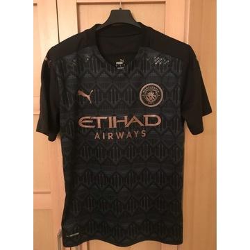 Koszulka Manchester City,drugi komplet - dla Laury