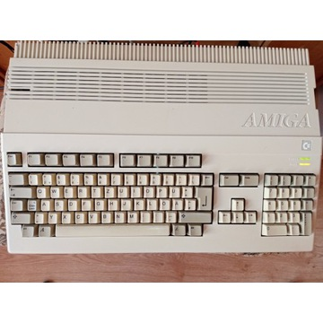Amiga Commodore A500 od 1zł