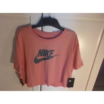 NIKE CROPTOP  t-shirt nowy L