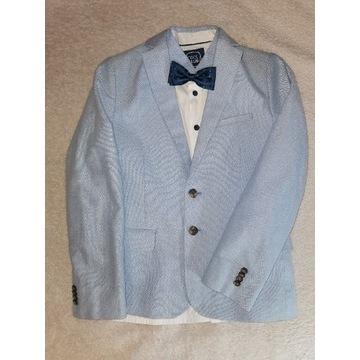 Marynarka H&M, koszula Cool Club, muszka 140
