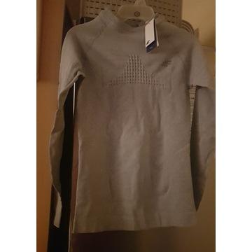 4F- ORYGINALNA koszulka męska-thermoactive