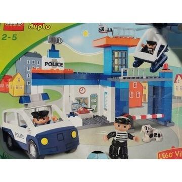 Klocki lego duplo zestaw 4691