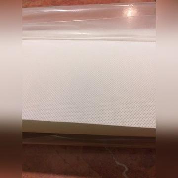 Flizelina polipropylen 100gr gruba Biała