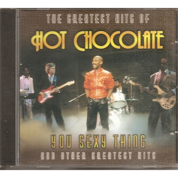 hot chocolate - the greatest hits /CD starling 216