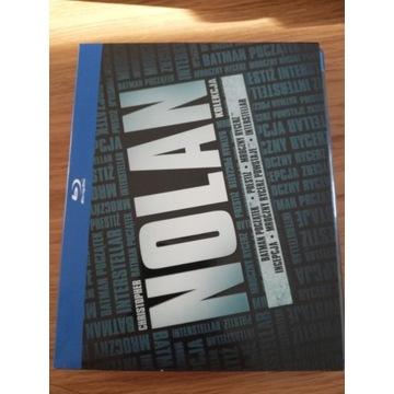 Christopher Nolan Kolekcja Blu ray