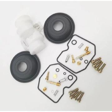 Zestaw naprawczy gaźnika kawasaki gpz 500 EN500
