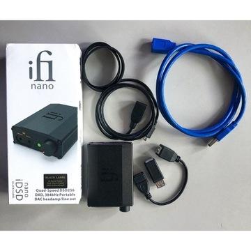 IFI Audio iDSD Nano Black Label MQA