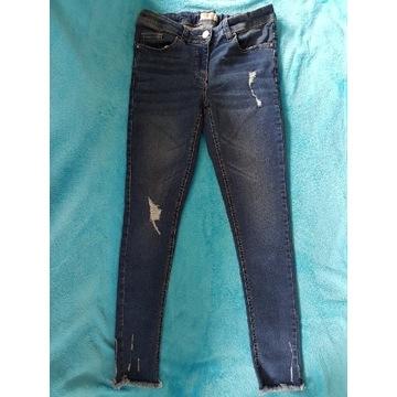 Spodnie jeans Next R. 158 NOWE bez metki