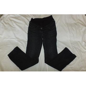 Spodnie ciążowe dżinsowe dżinsy jesienne C&A 38 40