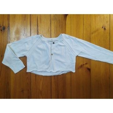 Białe bolerko Zara 104