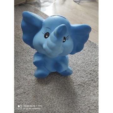 Duża skarbonka słoń