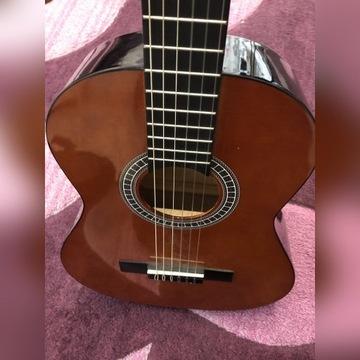 Gitara klasyczna Ever Play EV-122 IGA 3/4 + gratis
