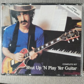 Frank Zappa Shut Up'n Play Yer Guitar