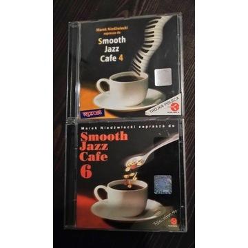 Marek Niedźwiecki Smooth Jazz Cafe vol 4 i 6
