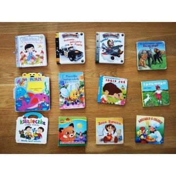 Mini książeczki dla dzieci 2-3 lata- zestaw 12 szt