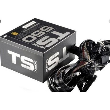 Zasilacz TS XFX 550W  - 80 Plus Bronze