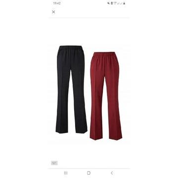 Spodnie damskie 2szt. - 42