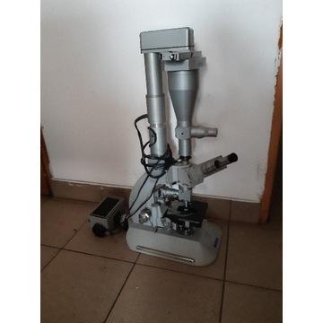 Profesjonalnt Mikroskop mikro biologiczny Reichert