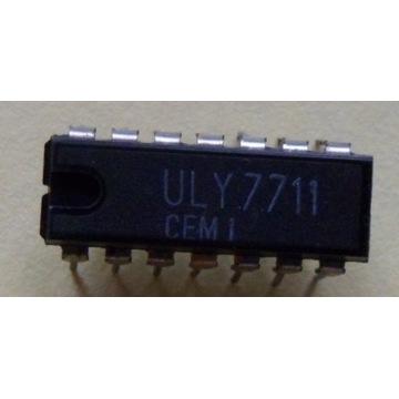ULY7711  = SFC2711 komparator napięcia  DIP-14