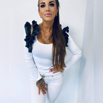Bluzka Lola Bianka