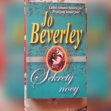Jo Beverley, Sekrety nocy