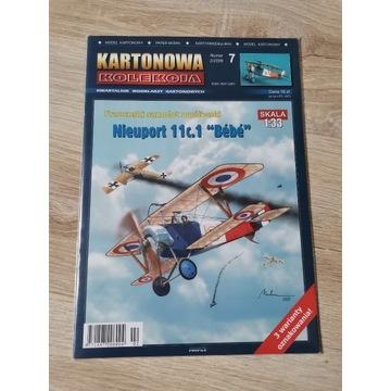 Nieuport 11c.1 1/33