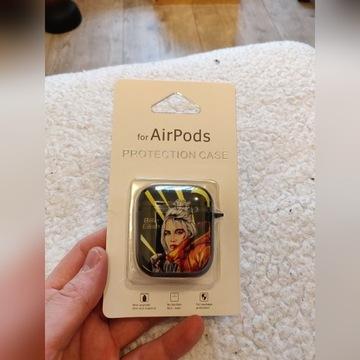 Etui AirPods Billie Eilish Premium